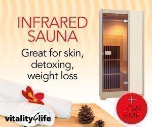 Infrared Sauna - Low EMF