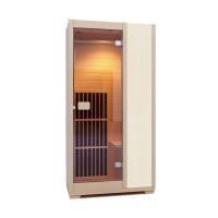 Zen 'Brighton' Infrared Sauna ZIV015 - White