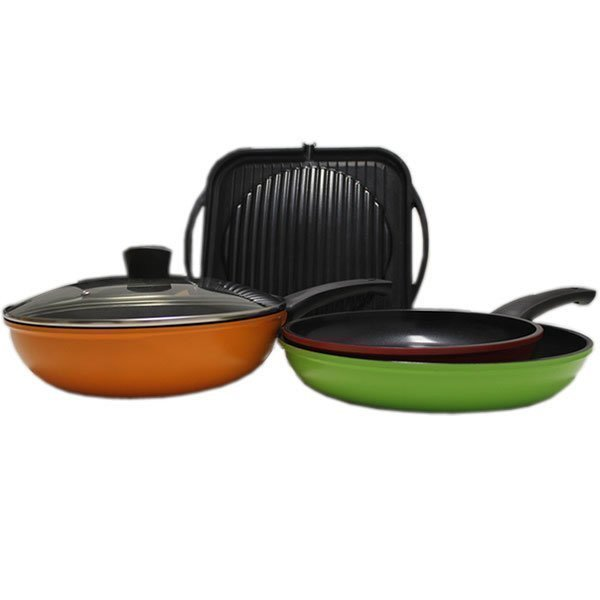 Bio Chef Forever Pan Set A