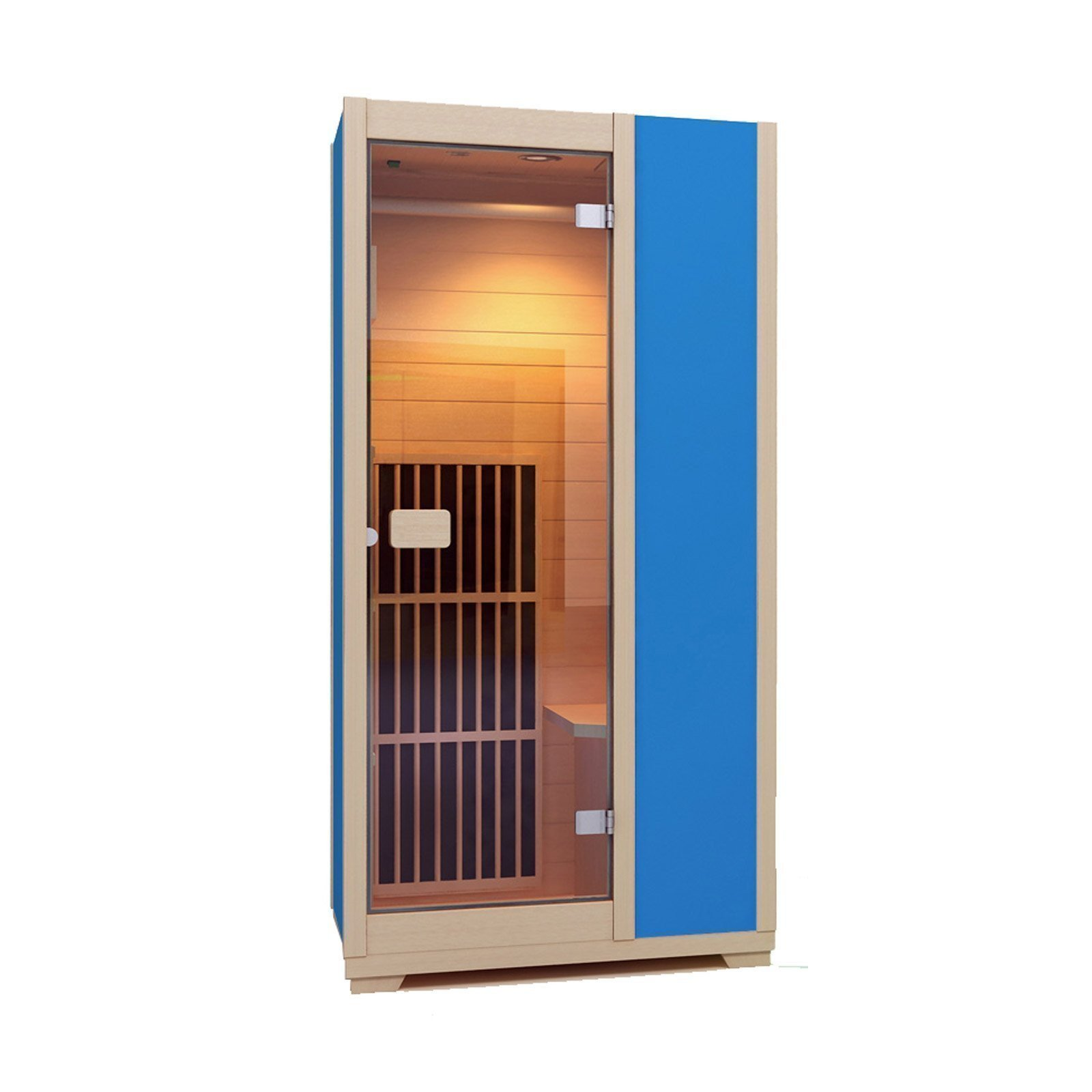 Zen 'Brighton' Infrared Sauna ZIV015 - Blue