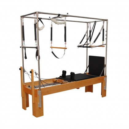 DEMO Pilates Reformer with Full Trapeze - 2018 Model