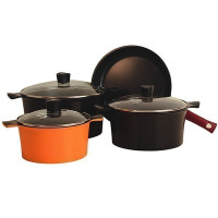 Bio Chef Corset Pot Set B