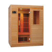 Zen 3 Person Infrared Sauna
