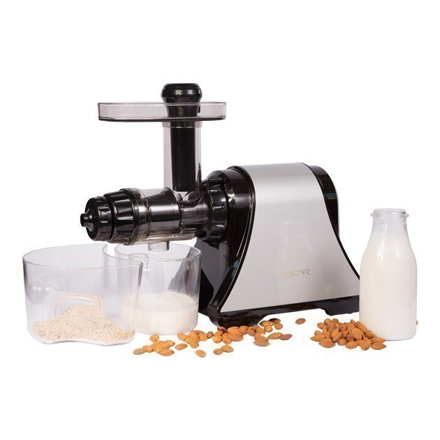 NEW Model Oscar Neo Plus DA-1200 Slow Cold Press Juicer - Silver eBay