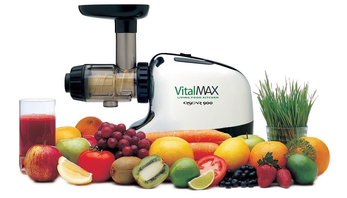Oscar VitalMax Juicer Lifestyle