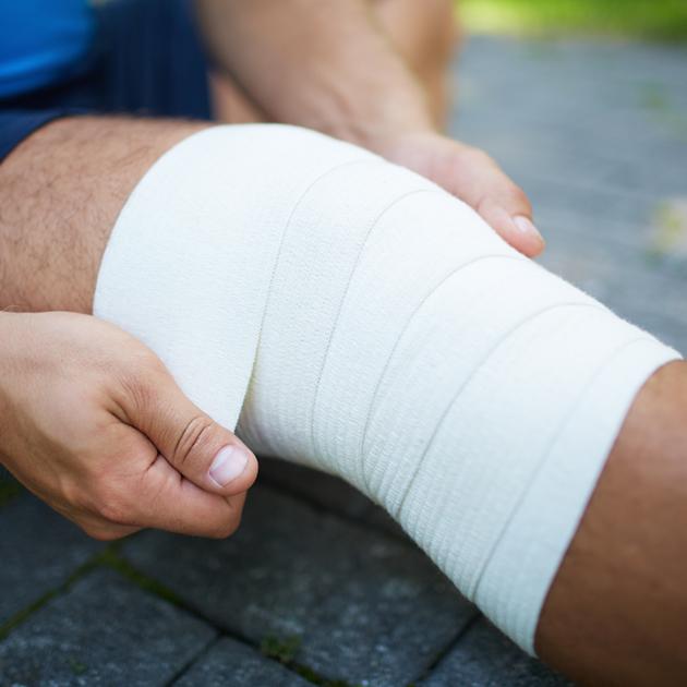 WalkSlim Injury