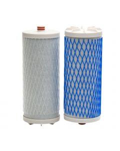 Aquasana Countertop and Undersink A&B Replacement Filters