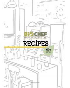 Bio Chef Living Food Recipe Book