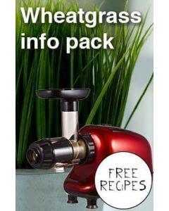 Wheatgrass Info Pack