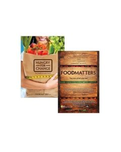 Food Matters & Hungry For Change DVD Pack