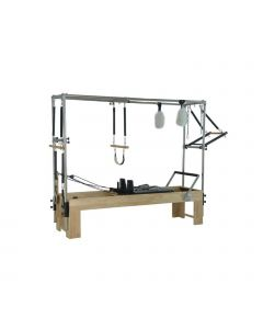 Pilates Reformer with Full Trapeze