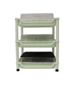 Green 3 Tray Manual Sprouter