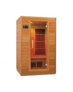 Zen 2 Person Low EMF Infrared Sauna