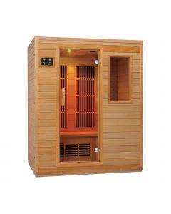 Zen 3 Person Low EMF Infrared Sauna